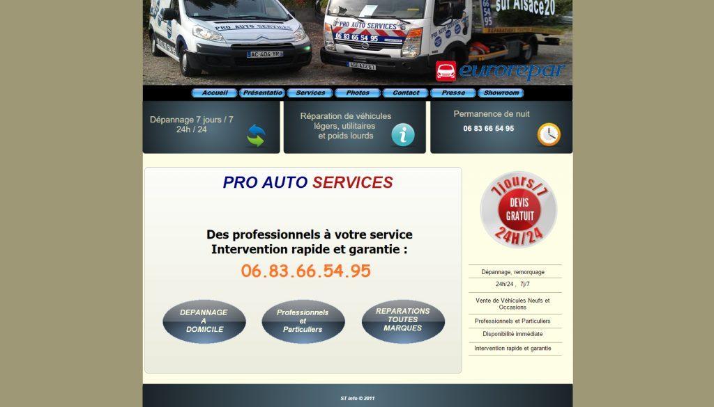 pro auto services