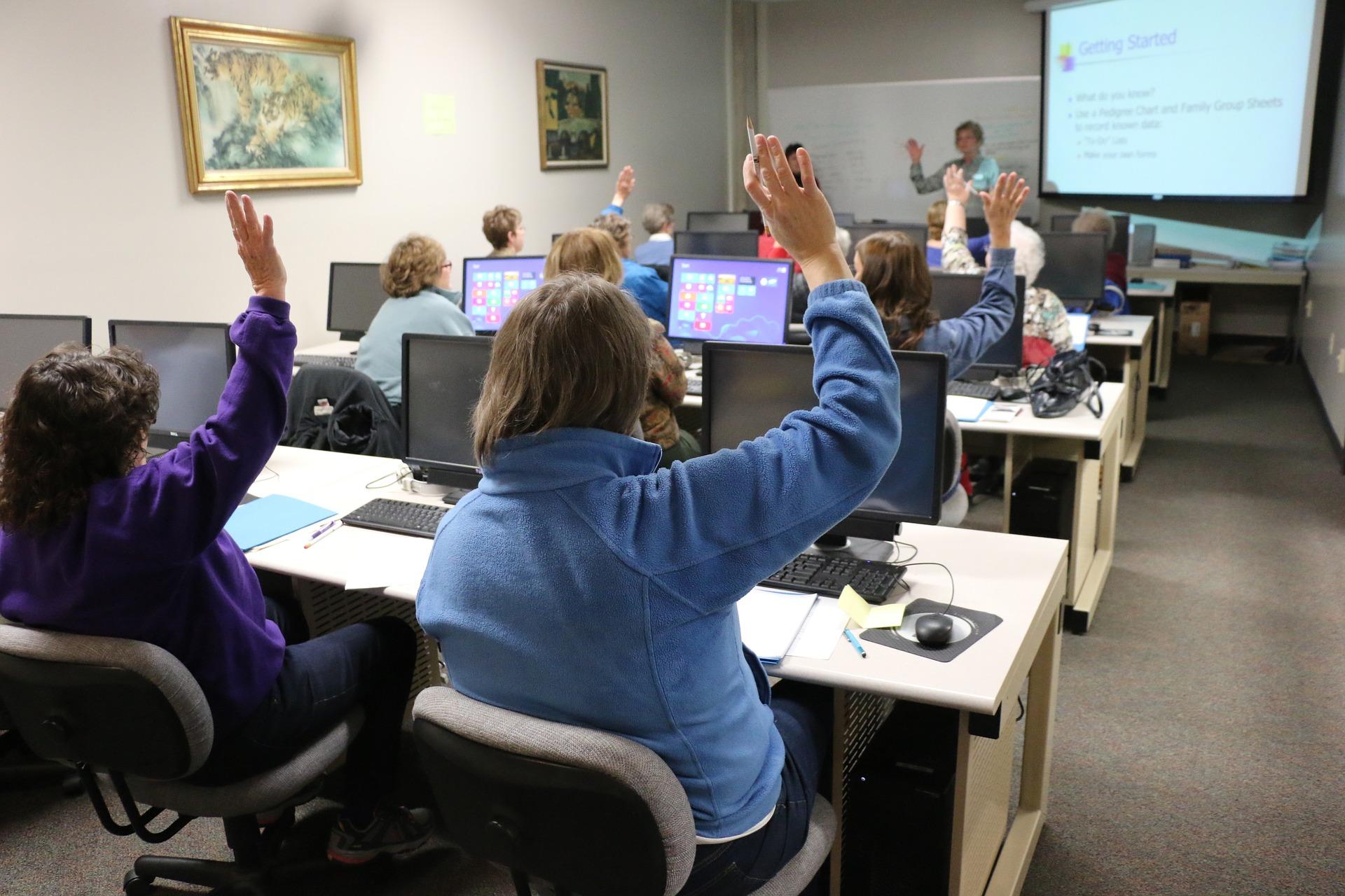 Cours informatique débutants séniors sur Strasbourg