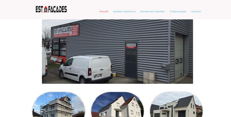 site entreprise rénovation