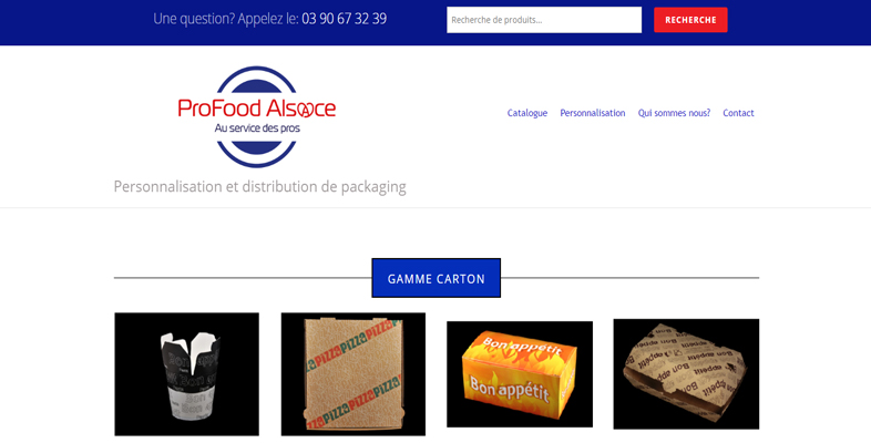 Profood alsace