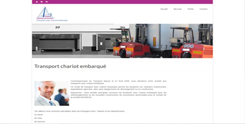 création website Strasbourg
